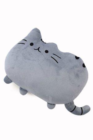 Купить Подушку Кот Пушин Серый Pusheen Cat в СПб