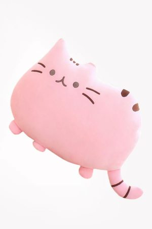 Купить Подушку Кот Пушин Розовый Pusheen Cat в СПб