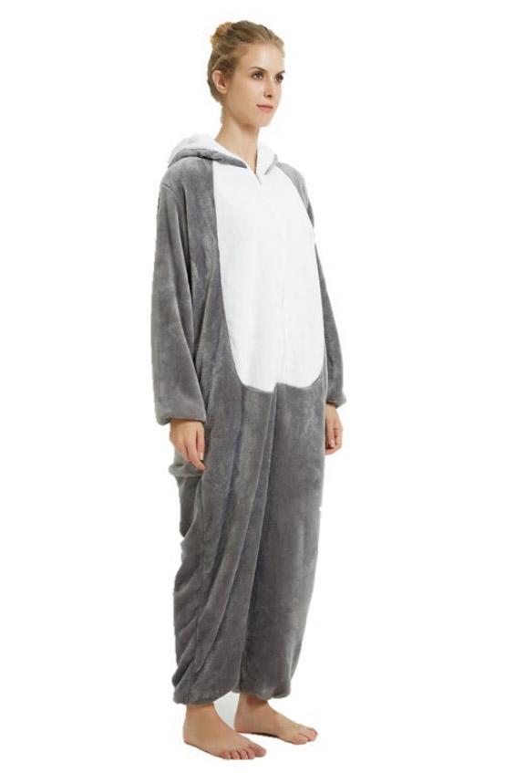 Пижама кигуруми хаски лайка щенок купить в СПБ