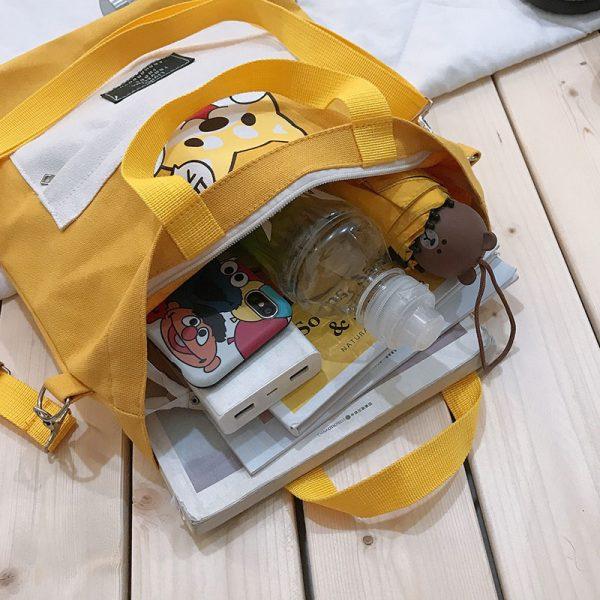 недорогой Рюкзак для девочки сумка купить в спб желтого цвета собака корги